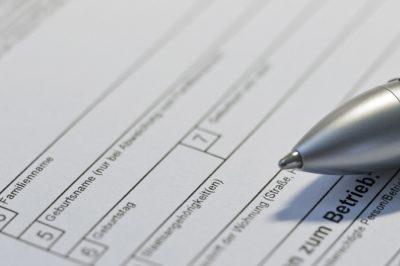 Új űrlapok a civil nyilvántartási eljárásokban
