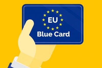 Uniós kék kártya