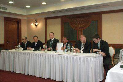 A területi kamarák nem sodródhatnak egy központi erő vonzásában - Dr. Varga Attila veszprémi kamarai elnök helyzetelemzése