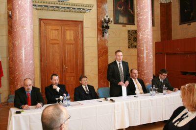 Szembenézünk a kihívásokkal - Kamarai közgyűlés Veszprémben