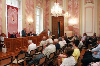Ez az esztendő az ügyvédség nagy erőpróbája - jelezte dr. Török Ferenc elnök a zalai kamarai közgyűlésen