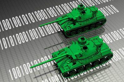 Fokozódik a kiberháború