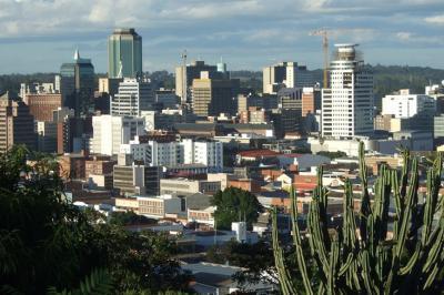Két jogász küzdelme hazájáért - Zimbabweben