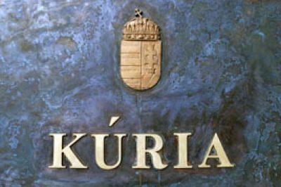 Súlyos hibát vétett a Kúria?