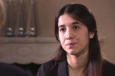 Nadia Murád jazidi emberi jogi aktivista kapta az idei Václav Havel-díjat