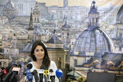Harminchét éves ügyvédnő lett Róma polgármestere - Öt éve politizál
