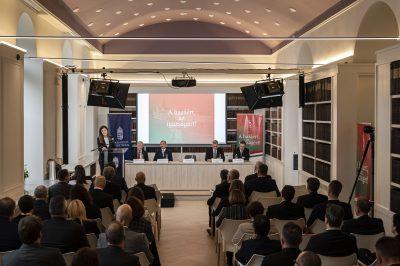 A megreformált büntetőjog segíti az erős Magyarország kialakulását – mondta az igazságügyi miniszter