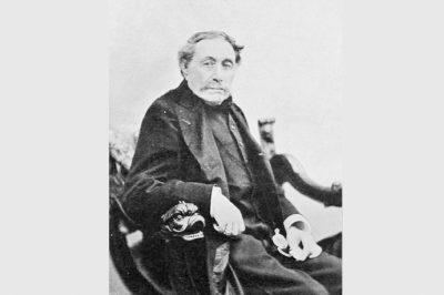Csemegi Károlyra emlékeztek – 195 éve született az első magyar büntetőtörvénykönyv megalkotója