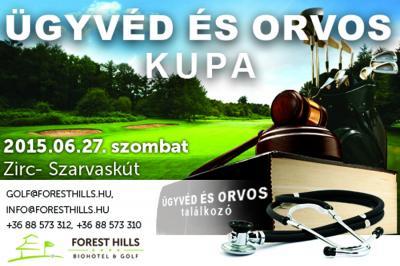A golf szerelmeseinek: újra Forest Hills, Szarvaskúton