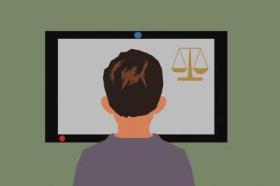 Hamarosan 184 bírósági tárgyalóteremben tartható távmeghallgatás