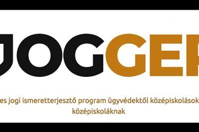 Középiskolásoknak ad alapszintű jogi ismereteket a Jogger.hu - Ügyvédek fejlesztették ki