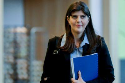 Laura Codruta Kövesit nevezték ki az Európai Ügyészség élére