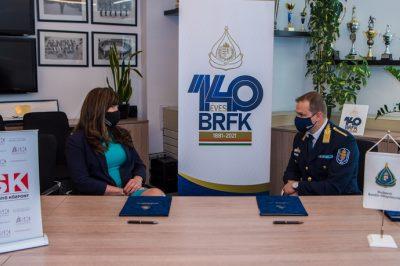 Közösen támogatják  a Budapesti Áldozatsegítő Központot - Megújította együttműködését az IM a BRFK-val