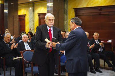 Búcsú dr. Mikó Pétertől, a Fejér Megyei Ügyvédi Kamara elnökétől