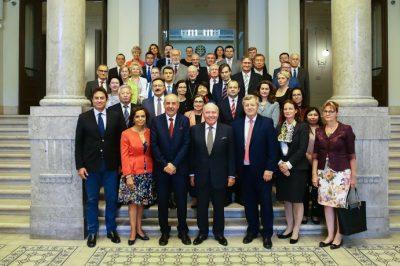 Nemzetközi figyelmet kaptak a magyar alapjogok