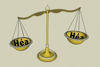 Összetett jogértelmezési feladatot látnak el a bíróságok a Héával kapcsolatos döntéseikkel