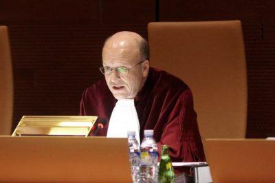 Részleges megújulás az Európai Unió Bíróságán - Koen Lenaerts-ot újra elnökékké választották - Csehi Zoltán Juhász Endrét váltja a bírói székben