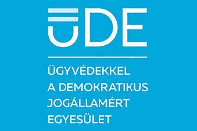 KORONAVÍRUS - Az ÜDE törvénymódosítást javasol