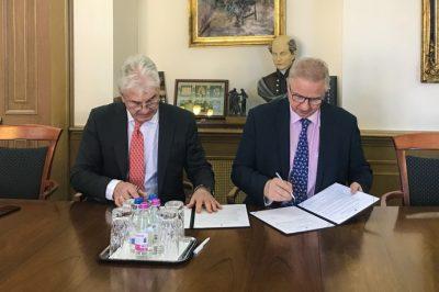 Új stratégiai partnerségi megállapodás a MIE és az IM között – cél: a magas színvonalú jogszabályalkotás fenntartása