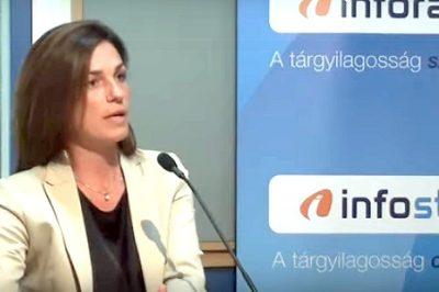 Fontos szakmai kérdésekről nyilatkozott dr. Varga Judit, az új igazságügyi miniszter