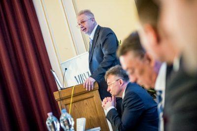 A végrehajtók körüli szervezeti kérdések nyugvópontra jutottak - a miniszteri vélemény szerint