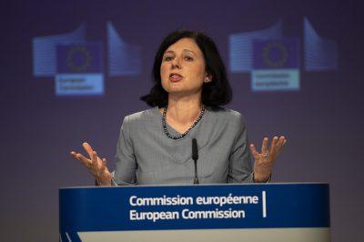 """A """"rosszindulatú Vera Jourová korsója addig jár a kútra... """" - dr. Varga Judit igazságügyi miniszter helyzetjellemzése"""