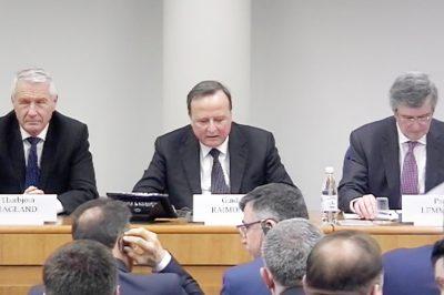 A bírói hatalmi ág fontosságáról tanácskoztak az EJEB jogi évnyitóján