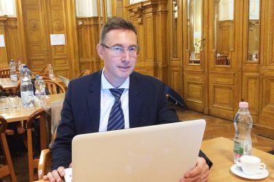 Tisztújítás a területi ügyvédi kamarákban - Komárom-Esztergom megye új elnöke dr. Becker Tibor