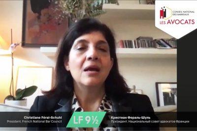 KORONAVÍRUS - Mintegy 27 300 ügyvéd hagyhatja el a hivatását Franciaországban - A francia országos kamarai elnök drámai videonyilatkozata
