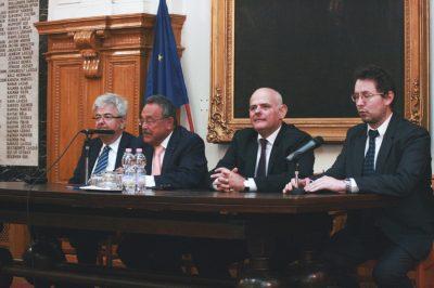 Erősen korlátozott az ügyvédi tevékenységi kör Romániában