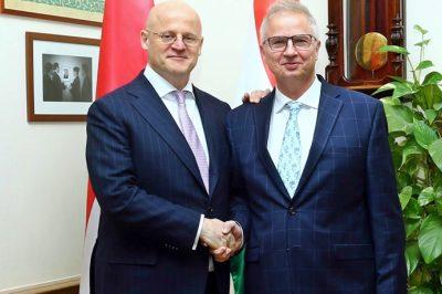 Fontos az igazságszolgáltatás függetlensége - hangsúlyozta a magyar kollégájával egyeztető holland igazságügyi miniszter