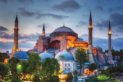 Hátramenet Törökországban? - Mecset lett újra Isztambulban a Hagia Szófia, július 24-én, pénteki imával nyitják meg újból az iszlám istentiszteletek előtt