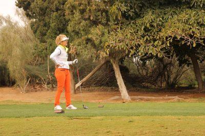 Dr. Kománovics Ibolya ügyvédnő golfbajnok lett Marokkóban