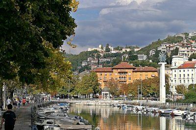 Könyvbemutató - Fiume-Rijeka - várostörténet egy magyar jogász szemével
