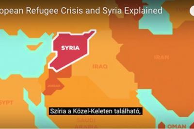 A menekült krízis okairól - Az ENSZ videója