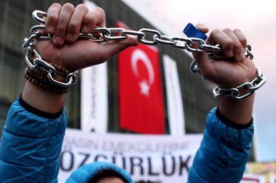 Négy török ügyvéd kapta idén a CCBE Emberi Jogi Díját