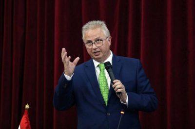 """""""Fenntartásokkal fogadom, ha politikusok beszélnek a jogállamiságról"""" - nyilatkozta dr. Trócsányi László"""