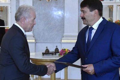 Dr. Kónya Istvánt nevezte ki a köztársasági elnök a Kúria elnökhelyettesévé