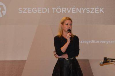 Az OBH elnöke visszavonta a Szegedi Törvényszék elnökének megbízatását