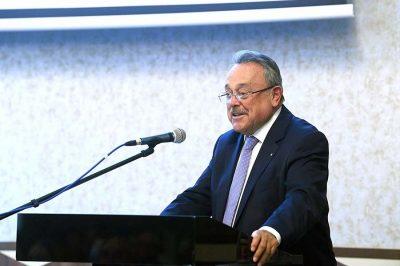 Stabilitás és dinamizmus – a hazai ügyvédi hivatásrend helyzetét és kilátásait elemezte a Magyar Ügyvédi Kamara elnöke